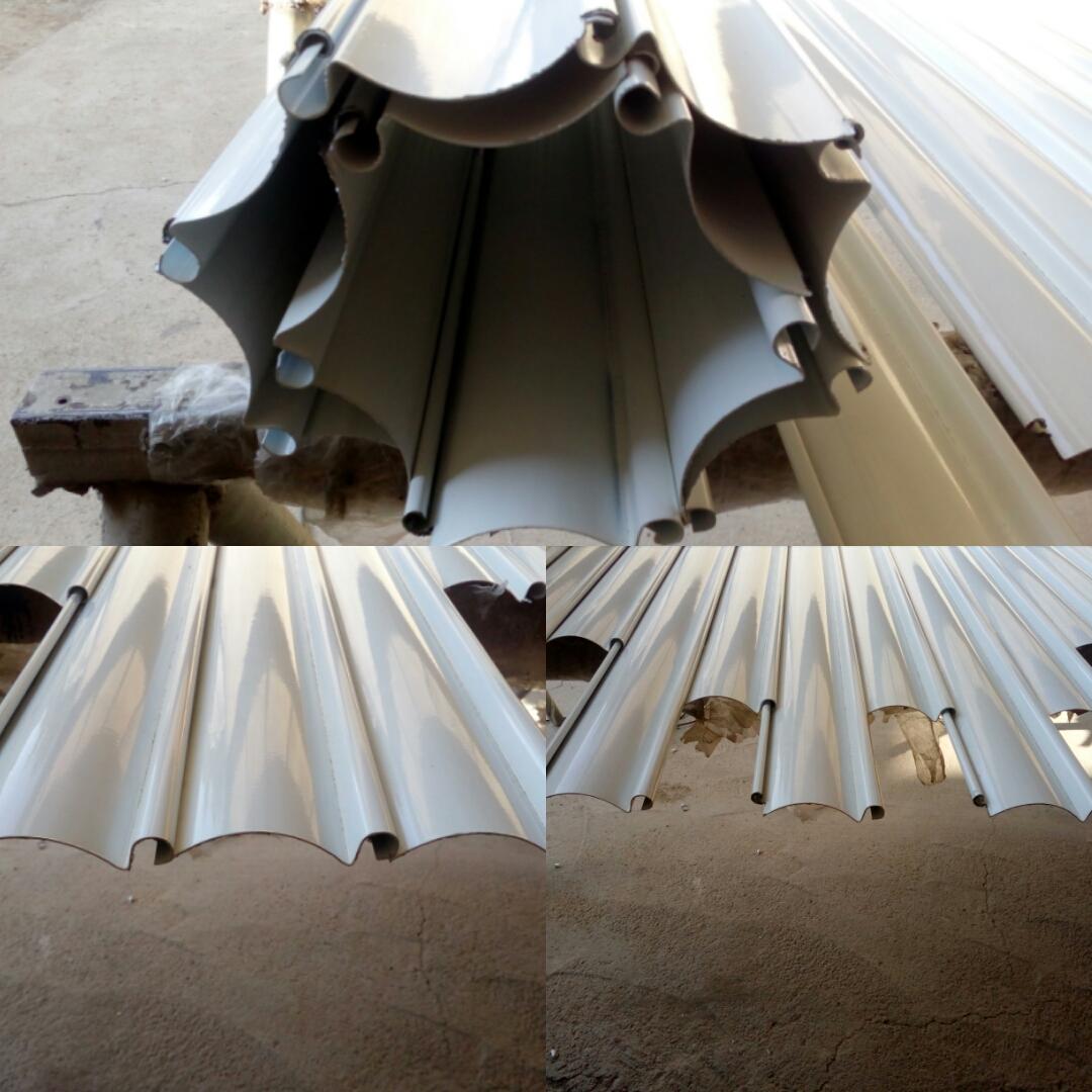 نمونه تیغه فولادی ساده